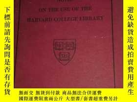 二手書博民逛書店1946年罕見notes on the use of the h