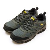 LIKA夢 LOTTO 專業多功能防水郊山戶外登山鞋 SABRE 3 系列 灰綠黑 1175 男