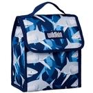 【LoveBBB】美國標準無毒 Wildkin 55700 鯊魚家族 直立式午餐袋/便當袋/保溫袋