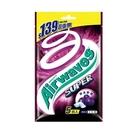 AIRWAVES紫冰野莓口香糖量販包140g【愛買】