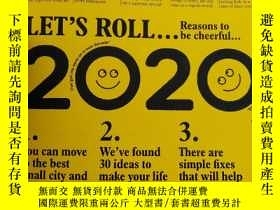 二手書博民逛書店The罕見forecast issue Io2020 實物圖 小