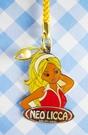 【震撼精品百貨】NEO LICCA麗卡~鑰匙圈吊飾-紅衣服