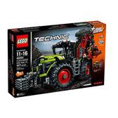 LEGO樂高 創意大師 Technic 系列 CLAAS XERION 5000 TRAC VC 拖拉機_LG42054