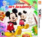 3DS 迪士尼藝術學園(美版代購)