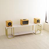 簡約視聽櫃140CM 電視櫃 組合收納櫃 視聽櫃 【Y10304】快樂生活網