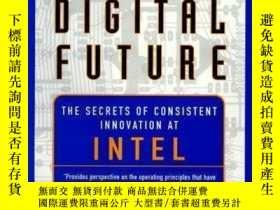 二手書博民逛書店Creating罕見the Digital Future : The secrets of consistent