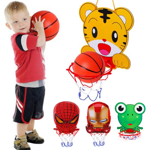 寶寶玩具 戶外室內懸掛籃球投籃玩具 B7R020 AIB小舖