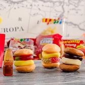 呦皮可樂漢堡軟糖-生活工場