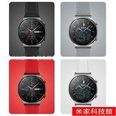 華為gt2表帶華為gt2pro手表帶真皮gt手表表帶watch2pro新款官方硅膠男女款gt2e配件46mm保時捷 米家