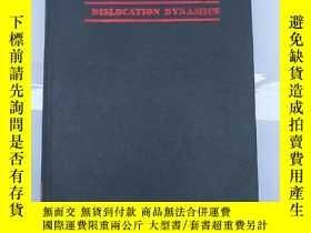 二手書博民逛書店dislocation罕見dynamics(H1485)Y173