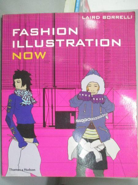 【書寶二手書T8/廣告_XEP】Fashion illustration now_Laird Borrelli