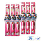 Luminee 露明亮 兒童專用牙刷6入超值組↘ 大促銷