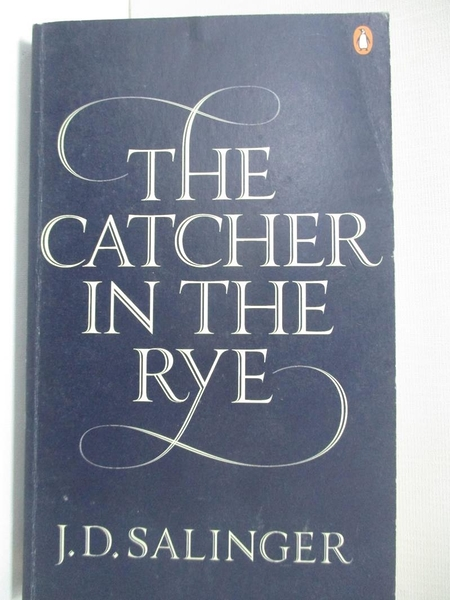 【書寶二手書T5/原文小說_ISF】The Catcher in the Rye_J. D. Salinger