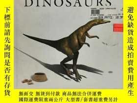 二手書博民逛書店How罕見To Keep Dinosaurs 英文原版-《如何飼養恐龍》Y274081 Robert Mash