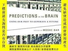 二手書博民逛書店Predictions罕見In The BrainY255174