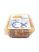 D1【魚大俠】FF017珍味魚卵(橘)500克/盒 Halal認證通過