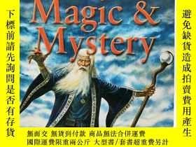 二手書博民逛書店100罕見Facts-Magic & Mystery 英文原版-