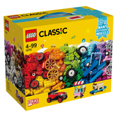 樂高 LEGO CLASSIC 10715 滾動的顆粒