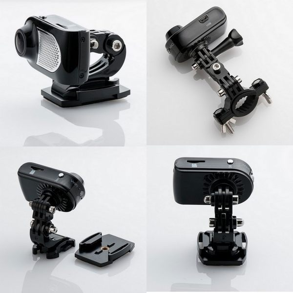 【送32G卡】M1 1080P無線監控機車行車紀錄器~汽車/機車兩用 內建WIFI 二代APP操作