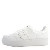 Adidas Superstar Bold W [BA7668] 女鞋 運動 休閒 經典 潮流 白 愛迪達