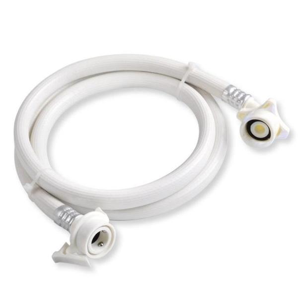 洗衣機進水管 通用全自動洗衣機進水管加長管延長注水管上水軟管子萬能接頭配件 薇薇MKS