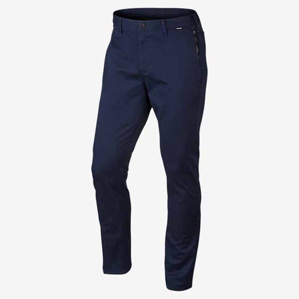HURLEY 男 CORMAN 3.0 PANT 長褲 -男(軍藍)