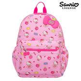 Hello Kitty - 蘋果棉花糖系列後背包(大)-KT01K01PK