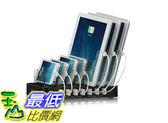 [美國直購] Satechi 黑色 集線器 充電器 7-Port USB Charging Station Dock (iPhone 6 6s ipad pro)