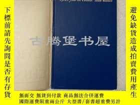二手書博民逛書店1942年 原書衣 《lyrics罕見from the chinese 》 晚清中國民俗歌謠Y183807 W