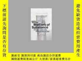 二手書博民逛書店Matters罕見of Substance: Drugs - A
