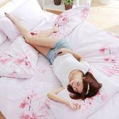 [SN]#L-UB022#細磨毛天絲絨6x6.2尺雙人加大床包+枕套三件組-台灣製(不含被套)