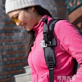 相機 ACTION口袋靈眸運動相機gopro背包夾POCKET拓展配件用于大 聖誕節