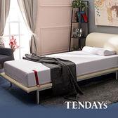【TENDAYS】柔織紓壓床墊3尺標準單人(22cm厚 記憶床)