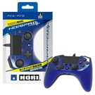 [哈GAME族]免運費 可刷卡 PS4/PS3 HORI FPS PLUS 連射 連發有線控制器 連發手把 搖桿 PS4-026 藍色