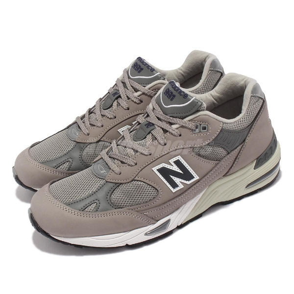 New Balance 991 20周年 英國製 灰 男鞋 Made In UK 限量販售【ACS】 M991ANI-D
