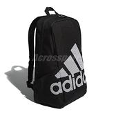 adidas 後背包 Parkhood Badge of Sport Bag 黑 白 男女款 運動休閒 【ACS】 DW4282