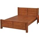 床架 床台 FB-563-3 瑪莎5尺床...