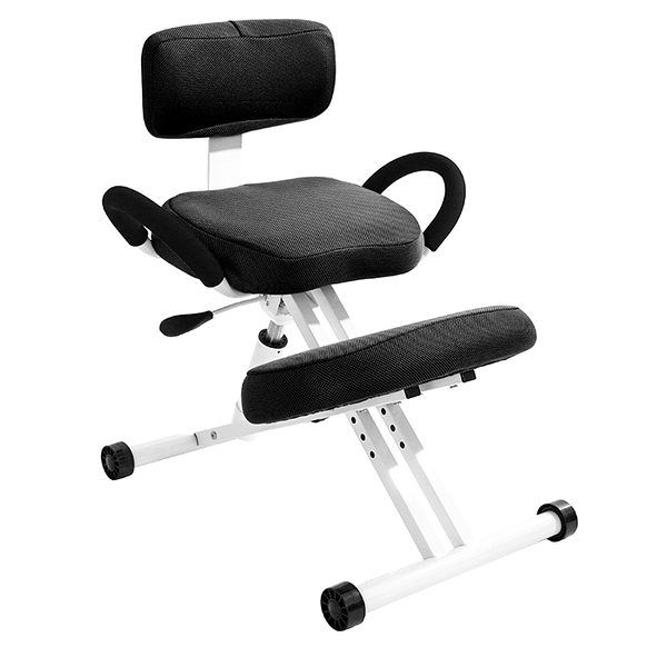 GXG 機能工學 跪姿椅 型號457C (黑色)