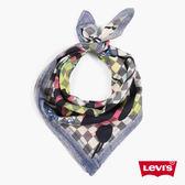 Levis 領巾 / 格紋印花
