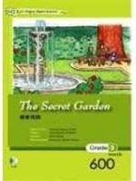 二手書博民逛書店《THE SECRET GARDEN:祕密花園-GRADE 03