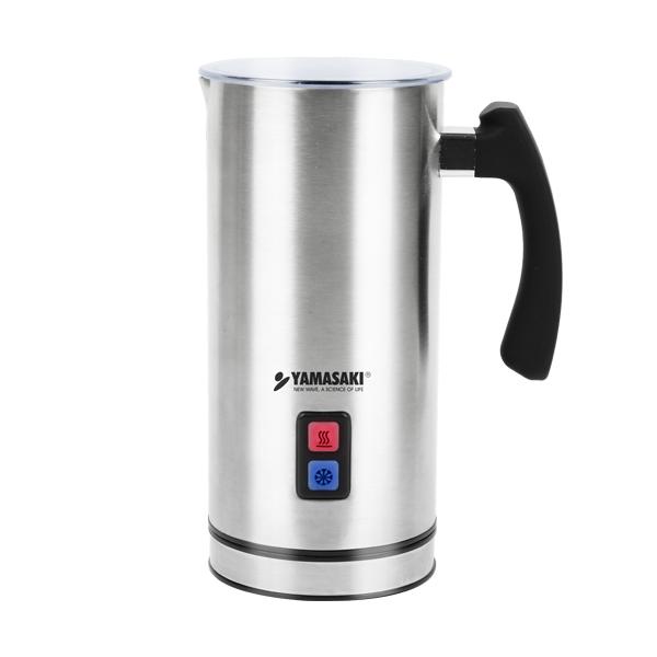 山崎新一代磁吸式電動奶泡機 SK-307MF(領券再折100元)