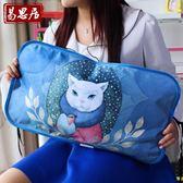 冰墊冰枕水枕水枕頭涼枕兒童小號冰墊夏季夏天午睡學生降溫卡通冰枕頭 貝芙莉