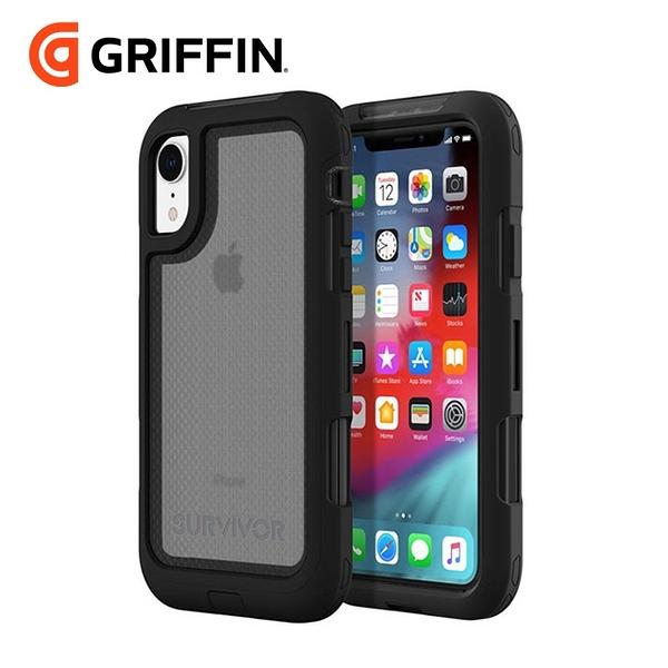 Griffin Survivor Extreme iPhone XR 超強韌防摔保護殼