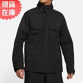 【現貨】Nike NSW M65 男裝 外套 防風 工裝 休閒 多口袋 黑【運動世界】CZ9880-010