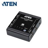 【ATEN 宏正】3埠真4K HDMI影音切換器 VS381B