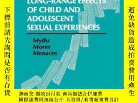 二手書博民逛書店Long-Range罕見Effects of Child and Adolescent Sexual Experi
