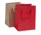 12x16x9cm紙袋500個/共兩色‧附綿繩+口底板-【Fruit Shop】