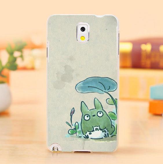 [ 機殼喵喵 ] 三星 Samsung i9600 Galaxy S5 手機殼 客製化 照片 外殼 全彩工藝 SZ138 龍貓