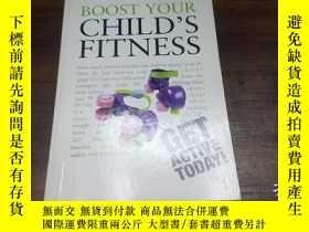 二手書博民逛書店Boost罕見Your Child s FitnessY2716