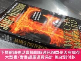 二手書博民逛書店Witch罕見& Wizard : The fire(英文原版36開平裝)Y16472 JAMES PATTE